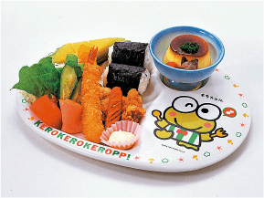 お子様ランチ 650円<税別>