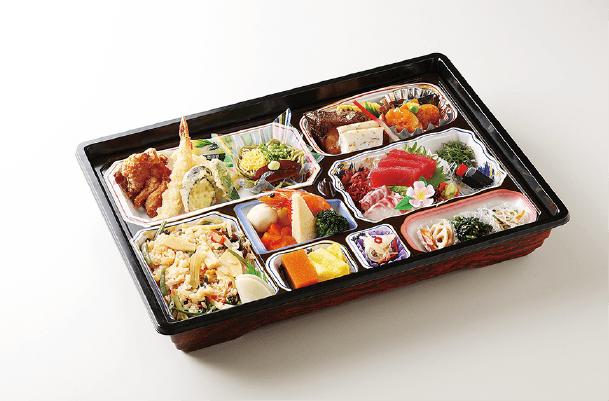 楽 4 弁当 2,500円 <税別>
