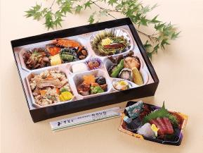 楽 3 弁当 2,000円 <税別>